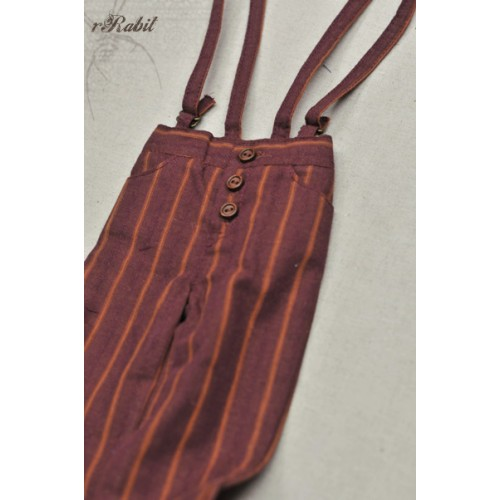 1/3 Antique Suspender pants MG052 1601