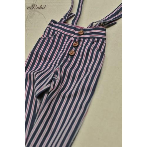 1/4 Antique Suspender pants MG052 1603