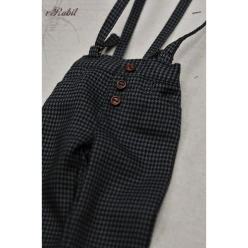 1/3 Antique Suspender pants MG052 1609