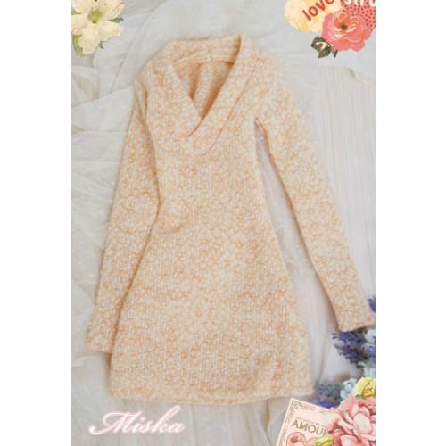 MISKA*1/3 Deep V Sweater - MSK008 011