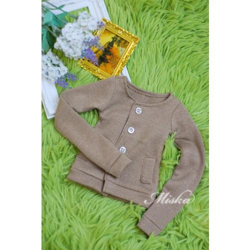1/3 Cute Round Neckline Sweater coat MSK020 005
