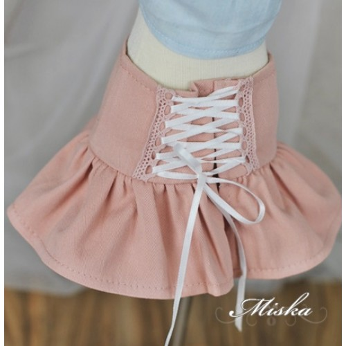 Miska+High Waisted A-line skirt MSK029 003