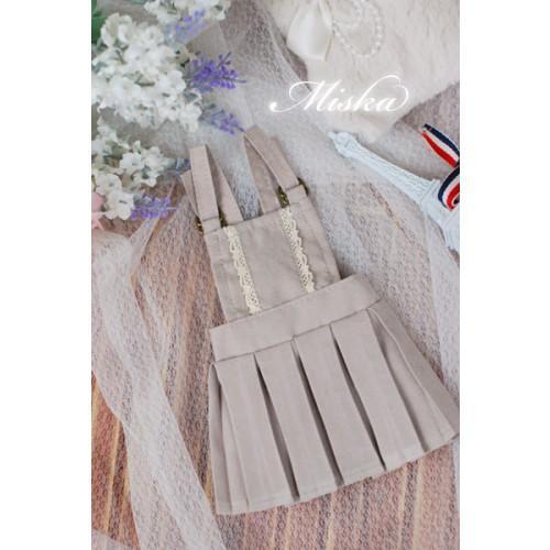 MISKA*1/4 Jumper  Pleated skirt - MSK032 006