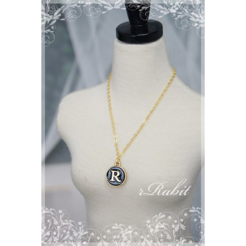 1/3 & 1/4 * Necklace * RA160705