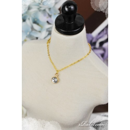 1/3 & 1/4 * Necklace * RA171006
