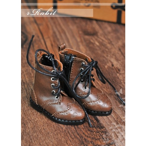 1/6 YOSD soom iMda 3.0 Antique Boots - RHL003 Ginger Bread