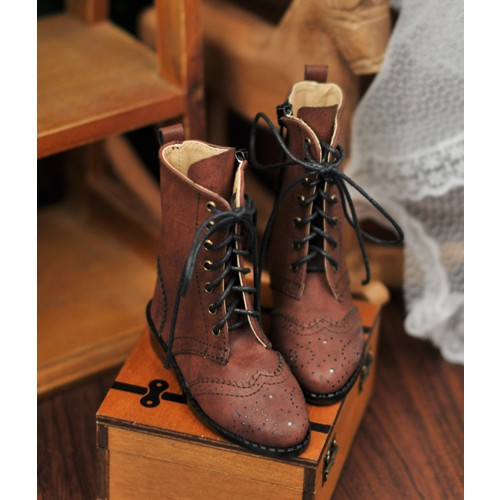 70~80cm ~ Men's Boot * RHL003 - Dusty Red