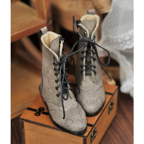 1/3 SD13 SD17 Antique Boots - RHL003 DustyGrey