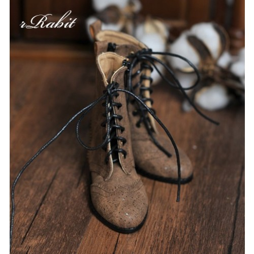 1/3 SD13 SD17 Antique Boots - RHL003 WideBrown