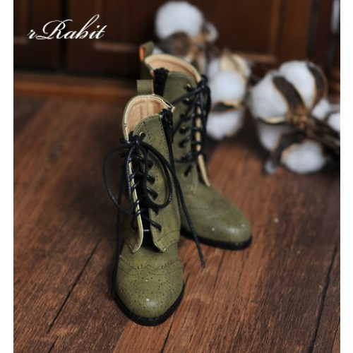 1/3 SD13 SD17 Antique Boots - RHL003 WideOlive