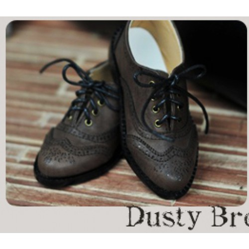 70cm~80cm ~ Men's Brogue* RSH001 - Dusty Brwon