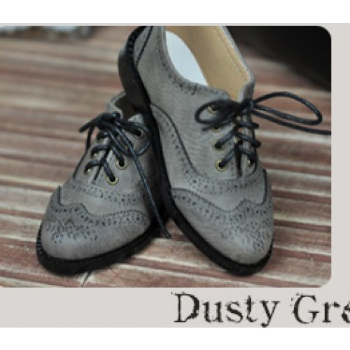 70~80cm ~ Men's Brogue* RSH001 - Dusty Grey