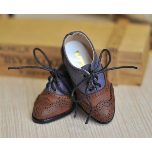 SD13&17 * Brogue *RSH001 - Brown & Blue