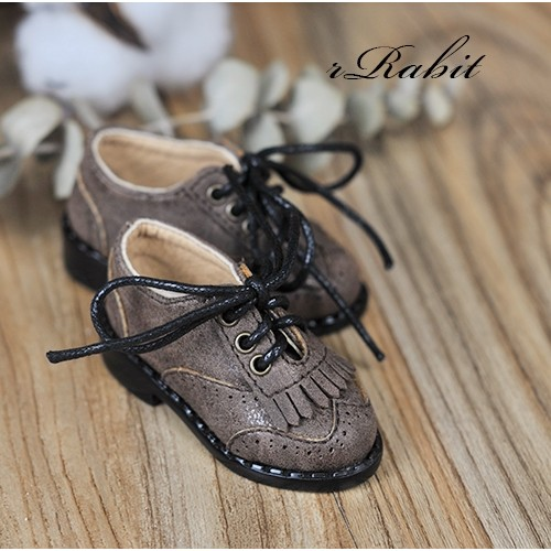 1/4 MSD MDD Holiday*Tassel Shoes *RSH002 Wide Wood