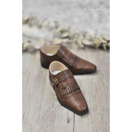 SD13/SD17 - Bourbon Oxford Shoes- RSH004 Carob