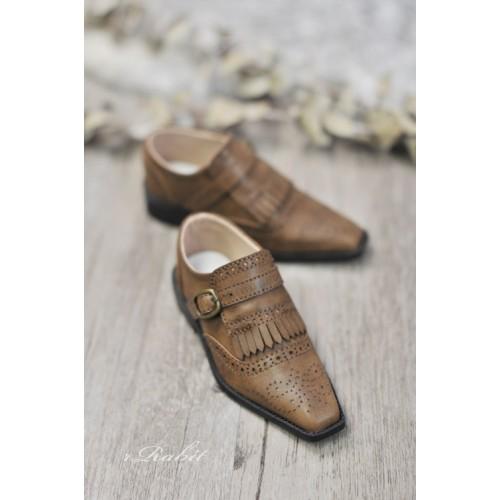 [Jan Pre]SD13/SD17 - Bourbon Oxford Shoes- RSH004 Filemot