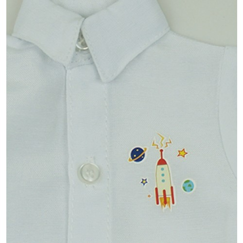 [Limited] 1/3 * Heat-Transfer shirt - RSP003 Rocket