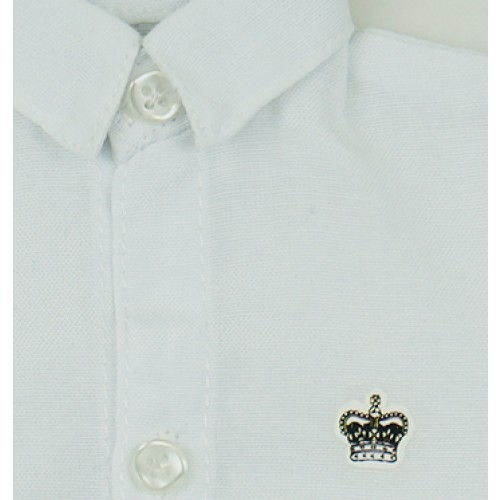 [Limited] 1/4 * Heat-Transfer shirt - RSP009 Crown