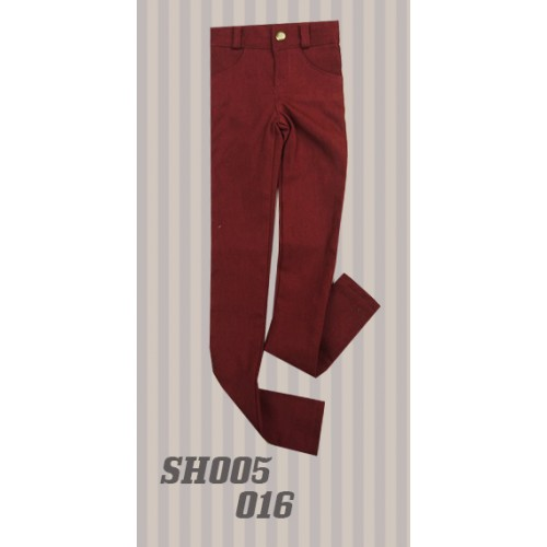70cm up+/ Elastic Fabic Pencil Pants * SH005 016