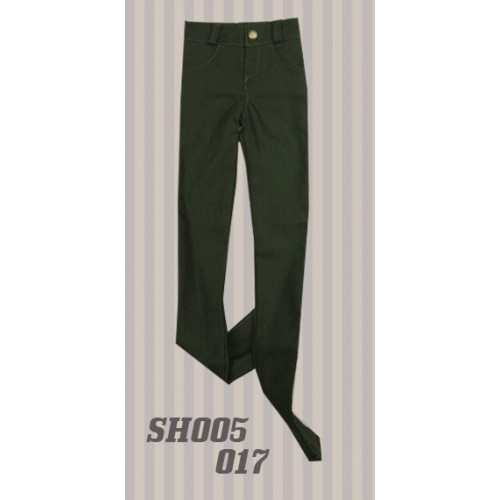 70cm up+/ Elastic Fabic Pencil Pants * SH005 017