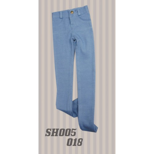 70cm up+/ Elastic Fabic Pencil Pants * SH005 018