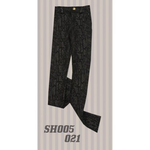 70cm up+/ Elastic Fabic Pencil Pants * SH005 021