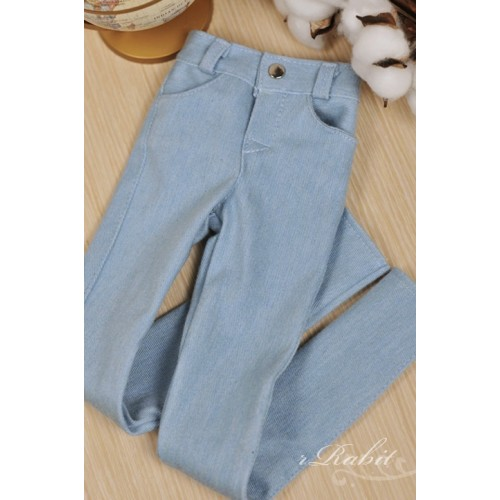 70cm up+/ Elastic Fabic Pencil Pants * SH005 027