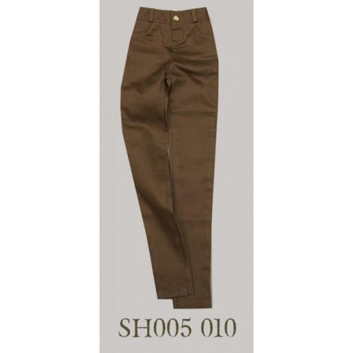 70cm up+/ Elastic Fabic Pencil Pants * SH005 010
