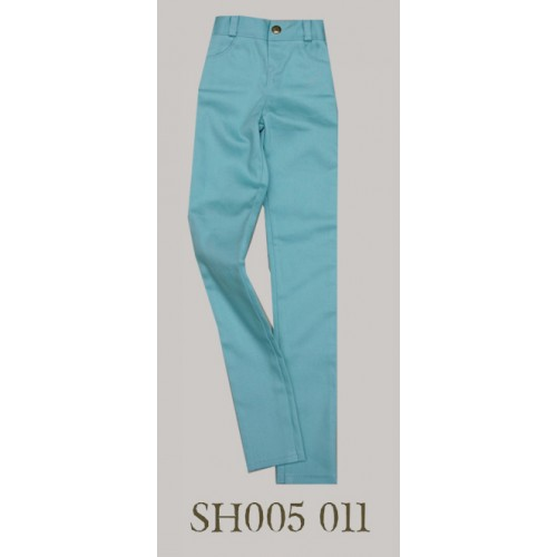 70cm up+/ Elastic Fabic Pencil Pants * SH005 011