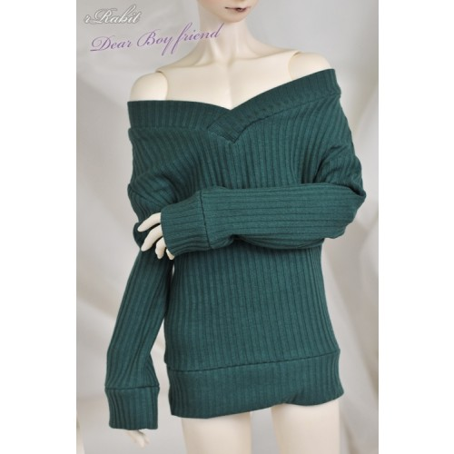 1/3 & 70CM+ ~Dear Boyfriend~ Deep V Sweater SH032 1807