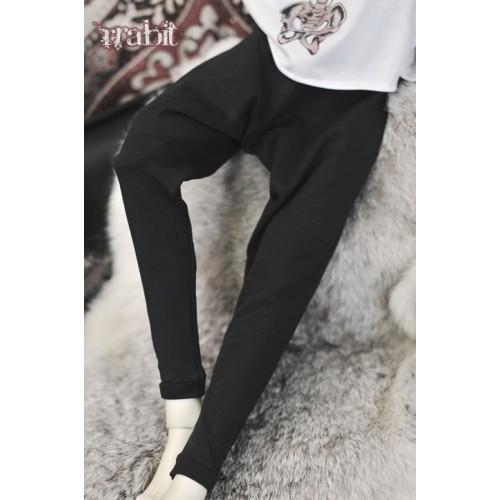1/3 Gate One - Harem pants  SH035 1802 (Black)