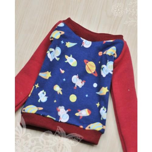 1/4 Casual Sweatshirt - SH051 1713
