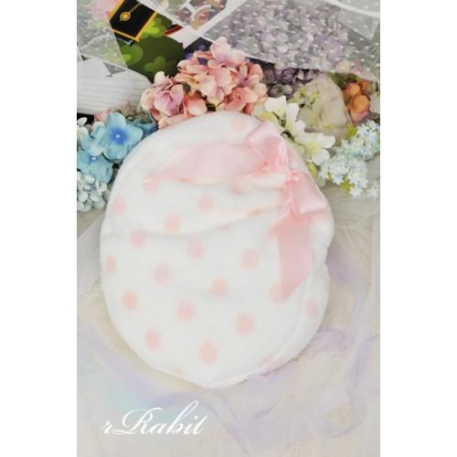 All size ★ Ribbon Mo Sofa - Pink spot