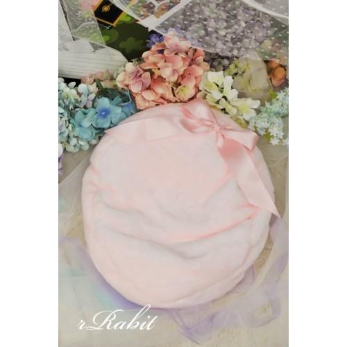 All size ★ Ribbon Mo Sofa - Pink