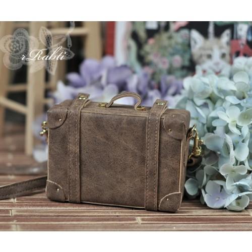 1/3 & 1/4 Suitcase -  Wood