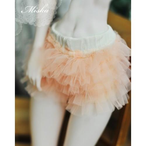 MISKA*1/4 Lace Pants - MSK007 006