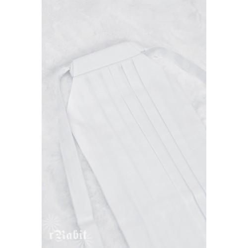 1/4 Hakama 行燈袴 (Japanese Bottom Dress) TS001 1701 (White)