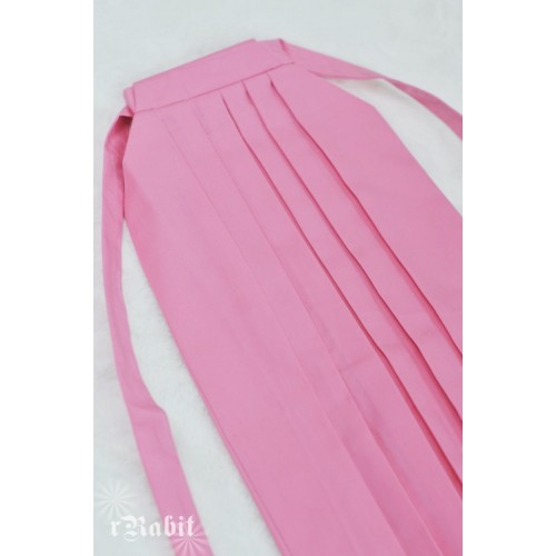 1/4 Hakama 行燈袴 (Japanese Bottom Dress) TS001 1706 (Pink)