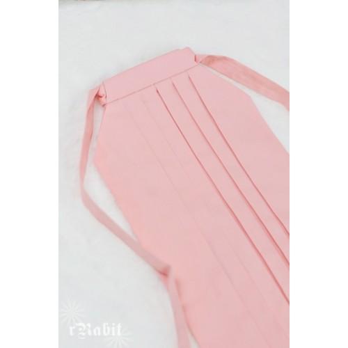 1/4 Hakama 行燈袴 (Japanese Bottom Dress) TS001 1707 (Flamingo)