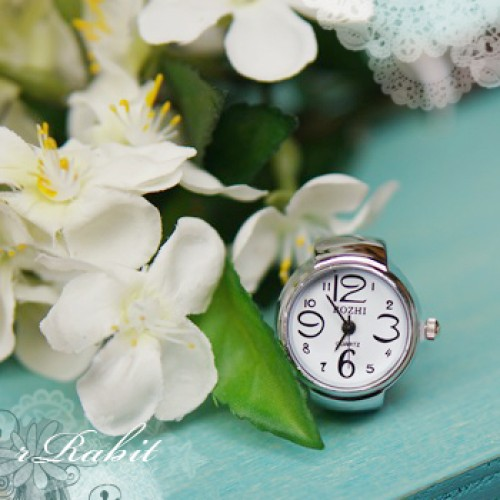 1/3 & 70cm up+ Size - Watch - W1703 - White
