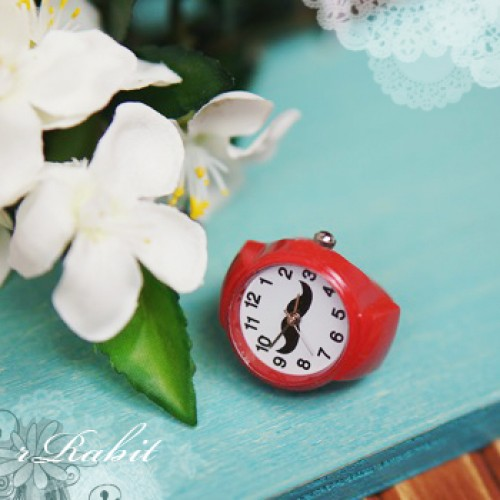 1/3 & 70cm up+ Size - Watch - W1707 - Red