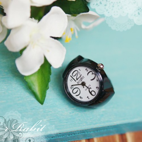 1/3 & 70cm up+ Size - Watch - W1708 - Black
