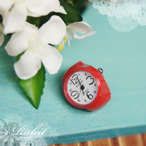 1/3 & 70cm up+ Size - Watch - W1708 - Red