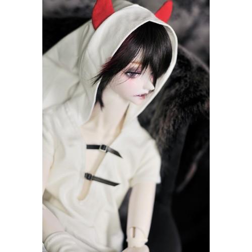 [Halloween]1/3/SD17 Boy - [The Little Devil] DF001 1904(Off White)