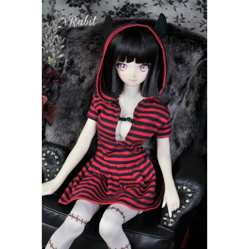 [Halloween]1/3Girl/DD - [The Little Elf] DF002 1903(RedxInk Stripe)