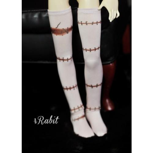 1/4/MDD[Coven Socks] - Stitching - CVS190903