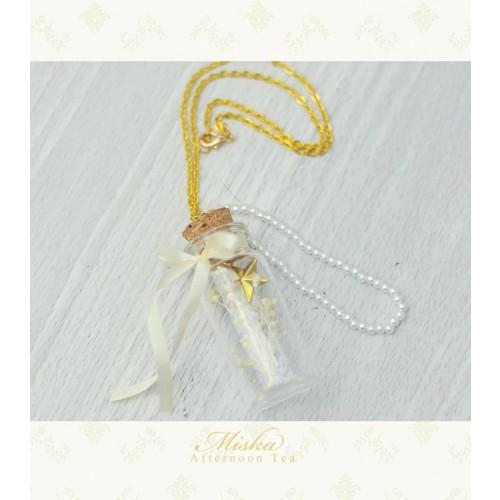 MISKA*1/3 Star Glass bottle MSH003