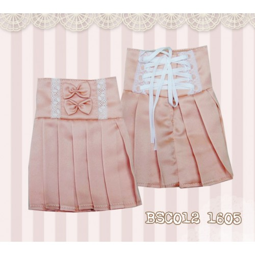 1/3 High-waisted Pleated skirt - BSC012 1605