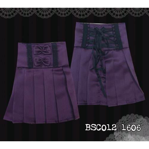 1/3 High-waisted Pleated skirt - BSC012 1606