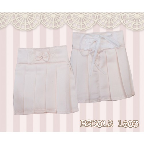 1/4 High-waisted Pleated skirt - BSC012 1603